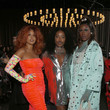 Jeffrey C Williams Christopher John Rogers - Front Row - February 2020 - New York Fashion Week: The Shows