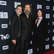Jeffrey Dean Morgan Special Screening Of AMC's 'The Walking Dead' Season 10 - Arrivals