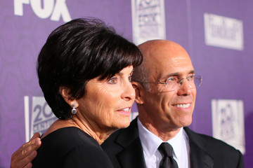 Jeffrey Katzenberg 20th Century Fox Golden Globes Party