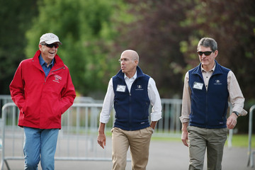 Jeffrey Katzenberg Business Leaders Converge in Sun Valley, Idaho for the Allen and Company Annual Meeting