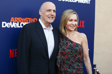 Jeffrey Tambor Premiere Of Netflix's 'Arrested Development' Season 5 - Arrivals