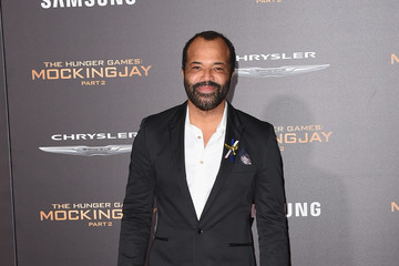 Jeffrey Wright Premiere of Lionsgate's 'The Hunger Games: Mockingjay - Part 2' - Arrivals