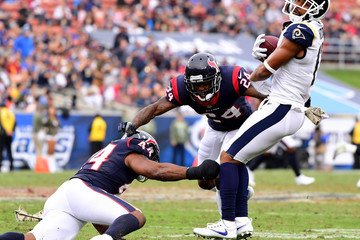 Jelani Jenkins Houston Texans v Los Angeles Rams