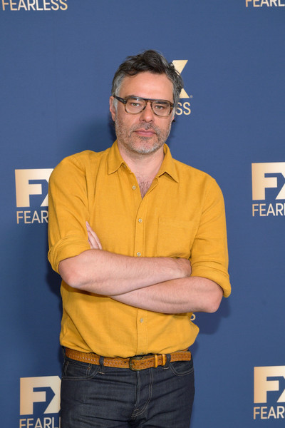 FX Networks' Star Walk Winter Press Tour 2020 - Arrivals [fx networks star walk winter press tour 2020 - arrivals,what we do in the shadows,eyewear,jemaine clement,pasadena,california,the langham huntington,fx networks star walk winter press tour 2020,jemaine clement,flight of the conchords,fx,television critics association,pasadena,photograph,2020,blog,2019]