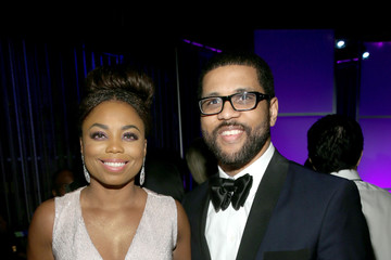 Jemele Hill 49th NAACP Image Awards - Backstage