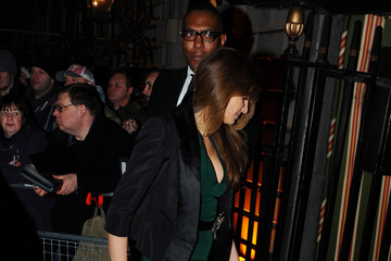 Jemima Khan Charles Finch & CHANEL Pre-BAFTA Dinner - Arrivals