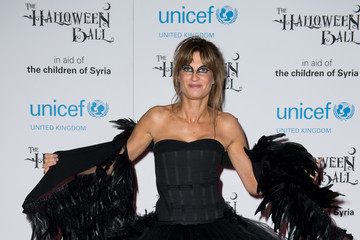 Jemima Khan Arrivals at the UNICEF Halloween Ball