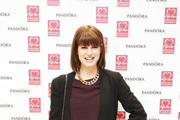Jemima Rooper Pandora Supports the British Heart Foundation