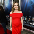 Jen Lilley Premiere Of 20th Century Fox's 'Breakthrough' - Red Carpet