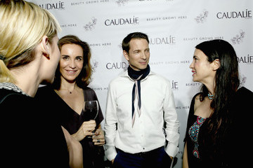 Jena Malone Caudalie Boutique Spa Grand Opening