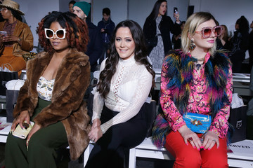 Jenelle Evans Indonesian Diversity - Backstage - February 2019 - New York Fashion Week: The Shows