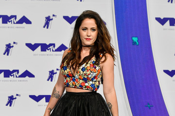 Jenelle Evans 2017 MTV Video Music Awards - Arrivals
