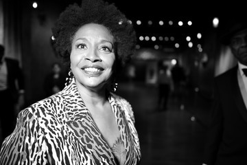 Jenifer Lewis The 23rd Annual Screen Actors Guild Awards - Backstage