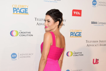 Jenna Dewan-Tatum The Creative Coalition's 2018 Television Industry Advocacy Awards - Arrivals