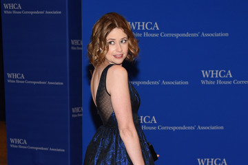 Jenna Fischer 102nd White House Correspondents' Association Dinner - Arrivals