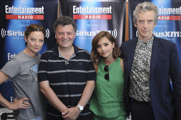 Jenna-Louise Coleman SiriusXM's Entertainment Weekly Radio Channel Broadcasts from Comic-Con 2015