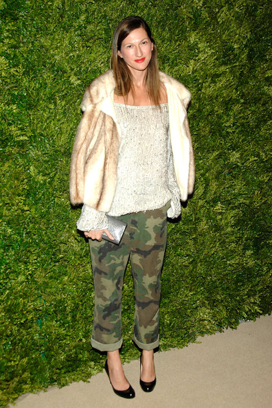 Jenna Lyons Jenna Lyons attends the 7th Annual CFDA/Vogue Fashion Fund Awards>> at Skylight SOHO on November 15, 2010 in New York City.