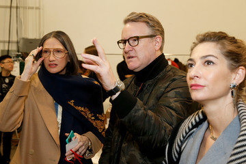 Jenna Lyons Todd Snyder - Front Row & Backstage - New York Fashion Week: Men's
