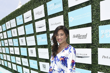 Jenna Ushkowitz OCRF's 2nd Annual Super Saturday LA