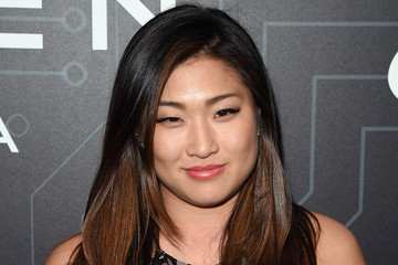 Jenna Ushkowitz The Playboy Party During Super Bowl Weekend - Arrivals