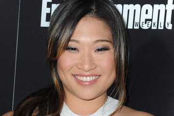 Jenna Ushkowitz The Entertainment Weekly Celebration Honoring This Year's SAG Awards Nominees Sponsored By TNT & TBS And essie - Arrivals