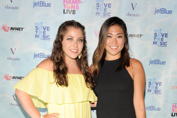 Jenna Ushkowitz Jason Derulo Headlines VH1 Save the Music Foundation's 'Hamptons Live' Benefit