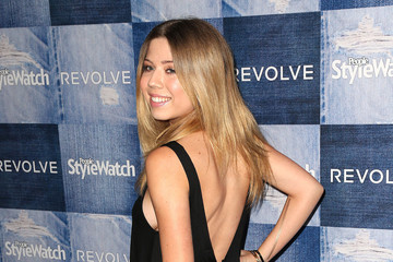 Jennette McCurdy Arrivals at the People StyleWatch Denim Event