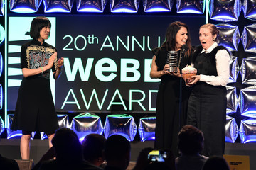 Jenni Konner The 20th Annual Webby Awards - Inside