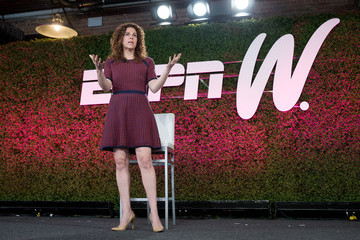 Jenni Luke espnW: Women + Sports CHICAGO Presented by Toyota