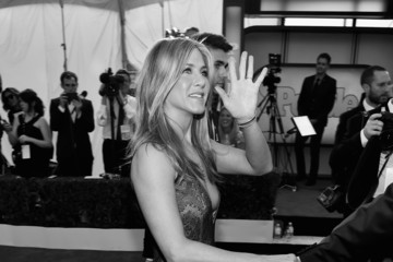 Jennifer Aniston 21st Annual Screen Actors Guild Awards - Red Carpet