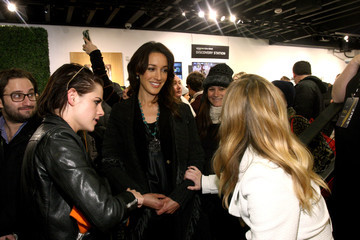 Jennifer Beals The IMDb Studio At The 2017 Sundance Film Festival Featuring The Filmmaker Discovery Lounge, Presented By Amazon Video Direct: Day One - 2017 Park City