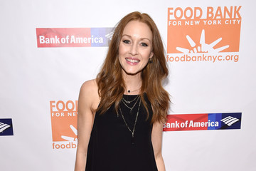 Jennifer Ferrin Food Bank of New York City Can Do Awards 2016 Hosted by Michael Strahan and Mario Batali - Arrivals