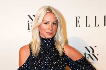 Jennifer Fisher E! + ELLE + IMG Party to Celebrate the Opening of NYFW