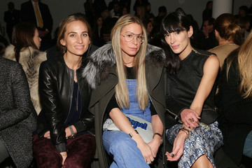 Jennifer Fisher Wes Gordon - Front Row - MADE Fashion Week Fall 2015