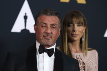 Jennifer Flavin Academy of Motion Picture Arts and Sciences' 8th Annual Governors Awards - Arrivals