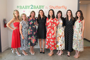 Jennifer Garner, joined by Baby2Baby Co-President Kelly Sawyer Patricof, Melissa Moody, Nicole Stier, Katherine Loh, Shutterfly CMO Mickey Mericle, Jill Smith and Baby2Baby Co-President Norah Weinstein, hosts the Baby2Baby Mother?s Day Celebration presented by Shutterfly on April 24th, 2019 at Casita in Hollywood, California.