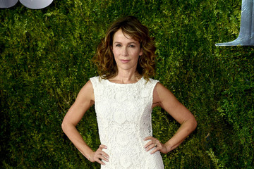 Jennifer Grey 2015 Tony Awards - Arrivals