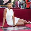Jennifer Hudson Honored on the Walk of Fame — Part 2