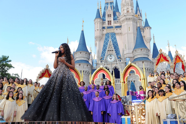 """Taping For """"Disney Parks Christmas Day Parade"""" ..."""