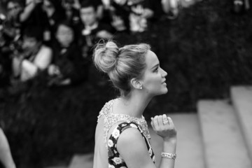 """Jennifer Lawrence """"China: Through The Looking Glass"""" Costume Institute Benefit Gala"""