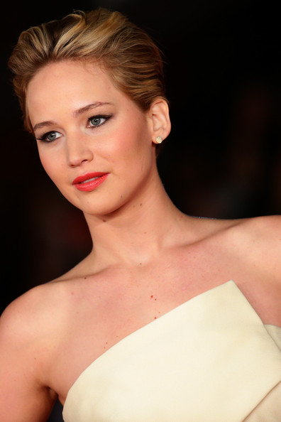 Jennifer Lawrence - 'The Hunger Games: Catching Fire' Premieres in Rome