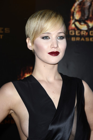 Jennifer Lawrence - 'The Hunger Games: Catching Fire' Premieres in Paris
