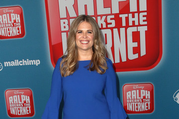 "Jennifer Lee Premiere Of Disney's ""Ralph Breaks The Internet"" - Arrivals"