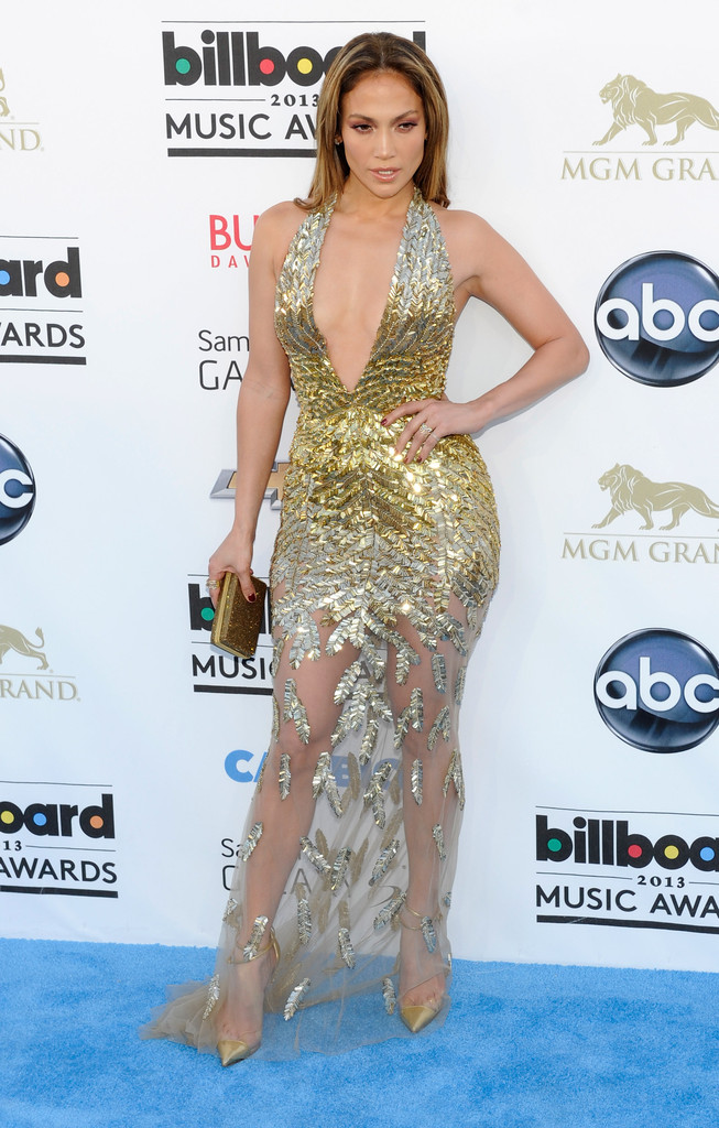 Jennifer Lopez - Arrivals at the Billboard Music Awards — Part 3