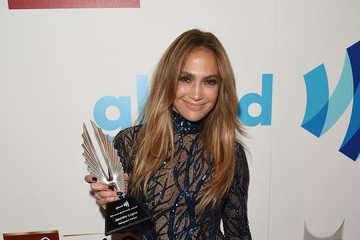 Jennifer Lopez 25th Annual GLAAD Media Awards - Backstage