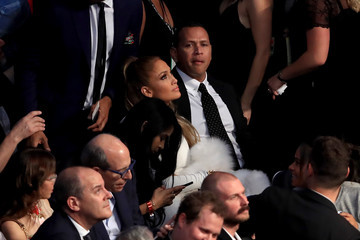 Jennifer Lopez Floyd Mayweather Jr. v Conor McGregor