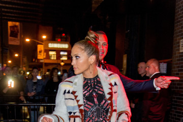 Jennifer Lopez 'Rei Kawakubo/Comme des Garcons: Art of the In-Between' Costume Institute Gala - After Parties