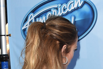 Jennifer Lopez 'American Idol XIV' Red Carpet Event