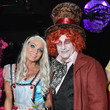 Jennifer Mazur Heidi Klum's 19th Annual Halloween Party Presented By Party City And SVEDKA Vodka At LAVO New York - Inside