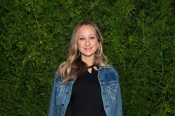Jennifer Meyer Chanel Dinner Celebrating Lucia Pica & the Travel Diary Makeup Collection - Arrivals